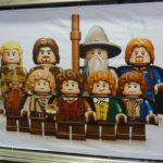 London Toy Fair : les nouveautés LEGO LOTR, AVENGERS, BATMAN etc..