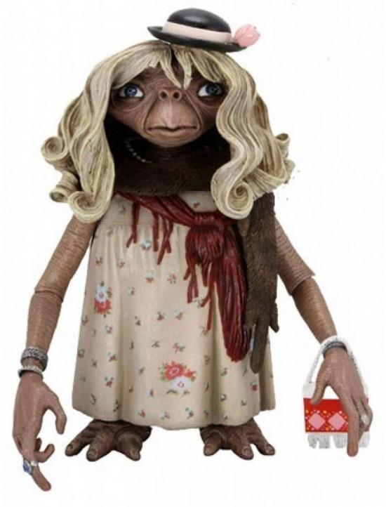 E.T NECA 30 anniversaire E.T.