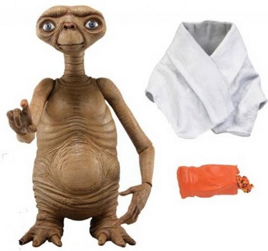 E.T. NECA 30 anniversaire