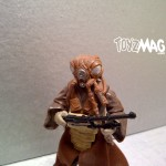Star Wars Saga Legends 2010 : Zuckuss (SL03)