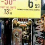 Star Wars TVC : Promo à 6,99€ en province