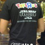 Sortie des figs Star Wars TPM, Toys r Us loupe le coche
