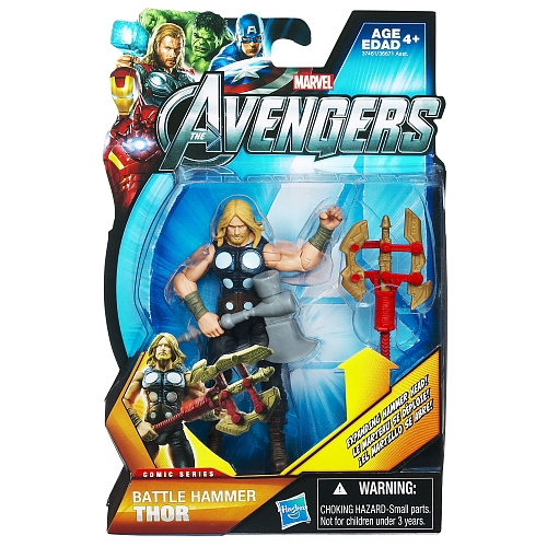 the avengers hasbro THor