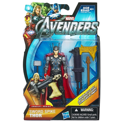 the avengers the movie Thor hasbro