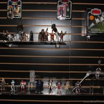 New York Toy Fair : stand Star Wars Hasbro TVC