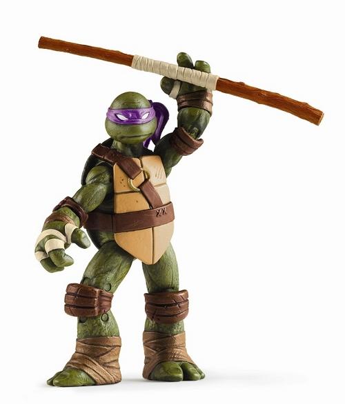 Michelangelo, Leonardo, Raphael, Donatello