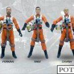 Star Wars : 2 packs Ewoks et Pilotes à confirmer