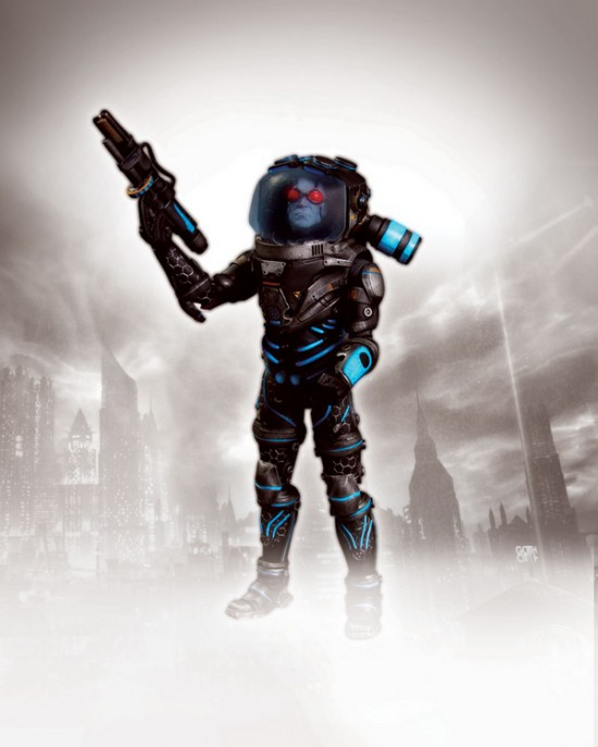 Batman Arkham City Deluxe MrFreeze
