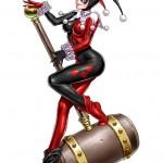 Harley Quinn aura droit elle aussi à sa version Bishoujo