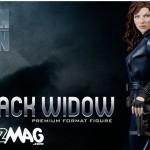 Marvel : Black Widow en premium format chez Sideshow
