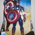 Review Captain America 22cm Hasbro