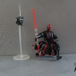 Star Wars Saga : Review de Darth Maul (Sith Training)