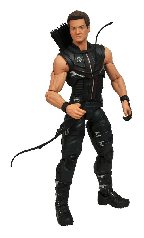 Marvel select Avengers Hawkeye