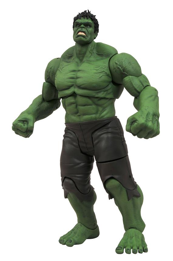 Marvel select Hulk the avengers