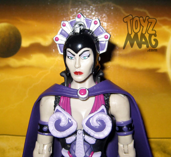 Motuc Mattel Evil Lynn Battleground