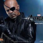 Nick Fury version THE AVENGERS débarque chez Hot Toys Japan