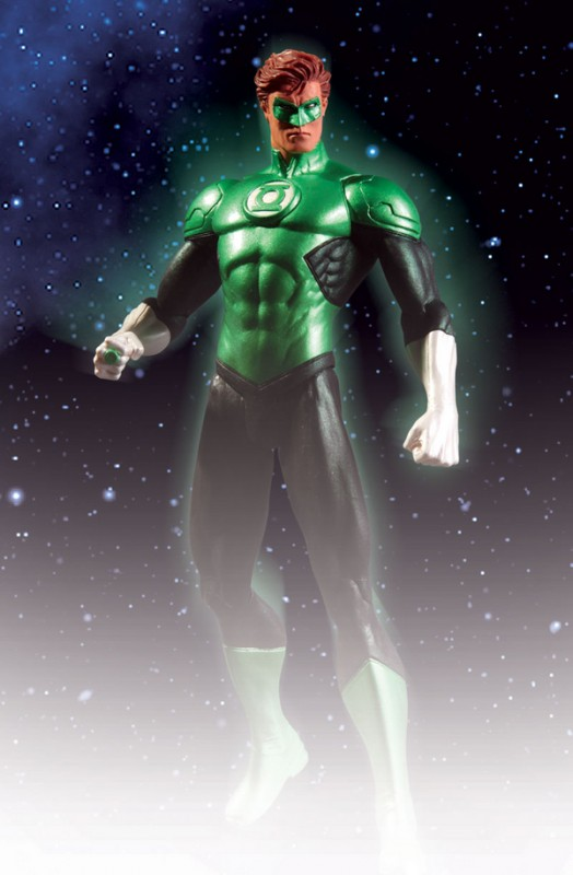 The New 52 Justice League Green lantern DC direct