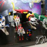 New York Toy Fair : Voltron par Mattel