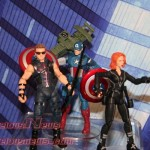 New York Toy Fair 2012 : THE AVENGERS THE MOVIE les Jouets