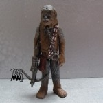 Star Wars POTF2 : Review de CHEWBACCA (as Boushh's Bounty - with Bowcaster))