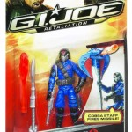 G.I.Joe Retaliation le pakaging