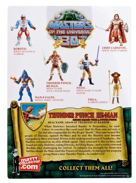 He-man thunder punch motuc