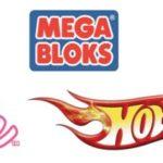 Mattel et MEGA Brands s'associent