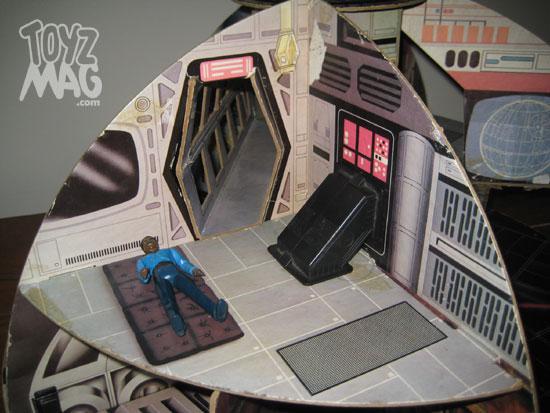Star Wars La guerre des étoiles Playset Death star Palitoy