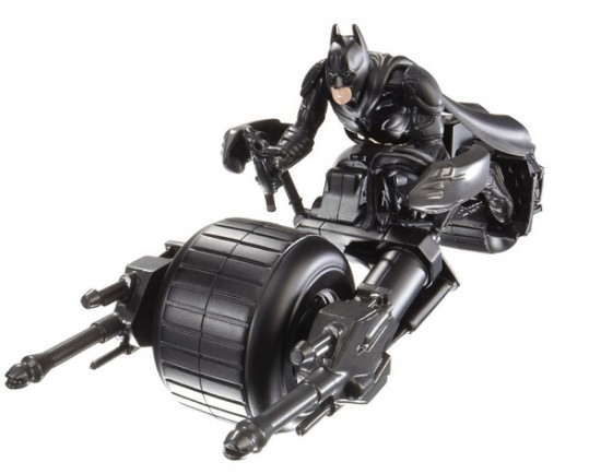 TDKR batman 4inch action fig bat pod 01