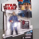 Star Wars The Legacy Collection : Cloud City Wing Guard – Utris M'Toc (BD50)
