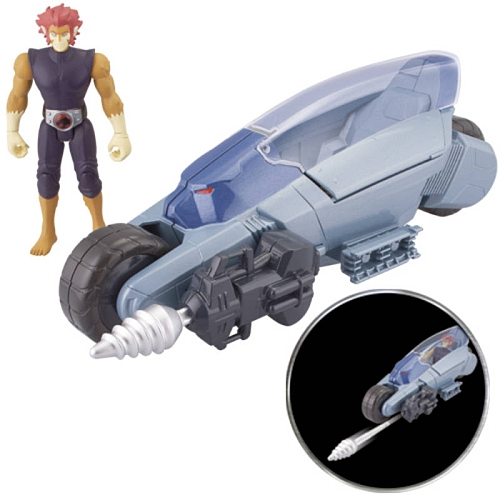 cosmocats thundercats animated serie 2012 bandai Lion O  vehicule