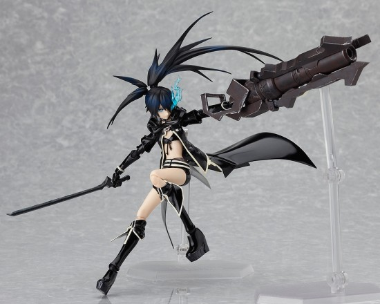 figma black rock shooter max factory
