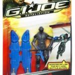 G.I. Joe Retaliation : deux nouveaux blisters SNAKE EYES et Roadblock