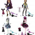 Monster High les nouveautés 2012
