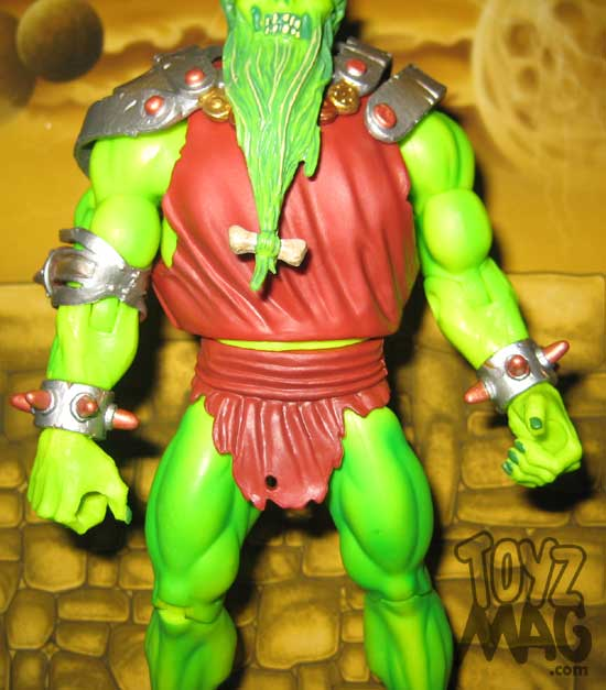 motuc demo-man 2011 MATTEL