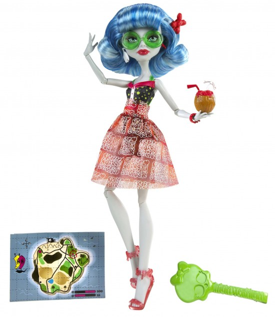 Monster High Mattel 2012