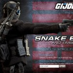 G.I. Joe : Sideshow revisite Snake Eyes