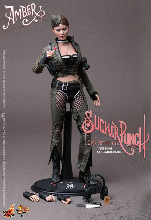 sucker punch Amber hot toys