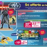 Promo chez Toys R Us : Star Wars, ThunderCats, Avengers, Transformers et bien d'autres