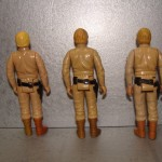 vintage bespin luke 3 versions de dos