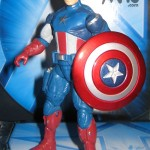 Review : CAPTAIN AMERICA – The Avengers Hasbro