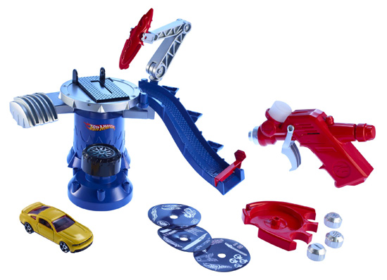 Customisation Light Speeders Hot Wheels Mattel