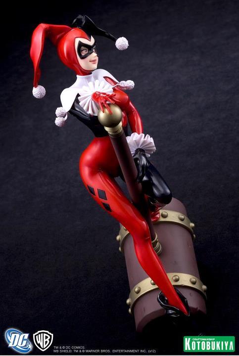 DC Comics Harley Quinn Bishoujo Statue
