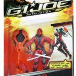 G.I. Joe Retaliation Red Ninja en blister