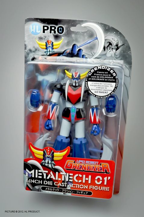 HLPRO HIGH DREAM UFO GRENDIZER GOLDORAK