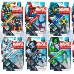 Marvel Universe les blisters de la wave 2 et 3