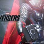 Thor rejoint les vengeurs de Hot Toys