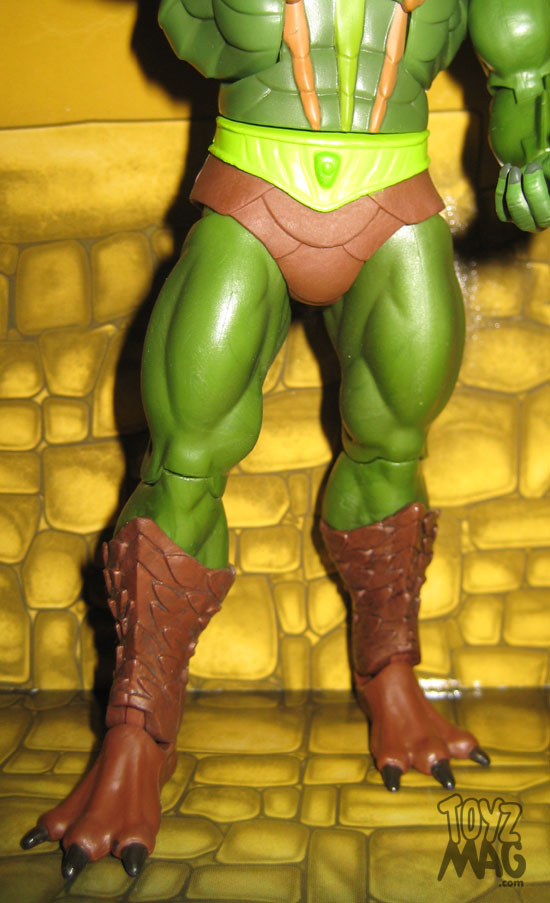 Kobra Khan masters of the universe classics mattel 2012