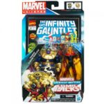 Marvel Universe Warlock vs Thanos Greatest Battles Comic Pack