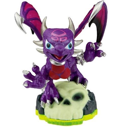 Skylanders Pack 1 personnage - Spyro's adventure - Cynder Volts et volte-face !